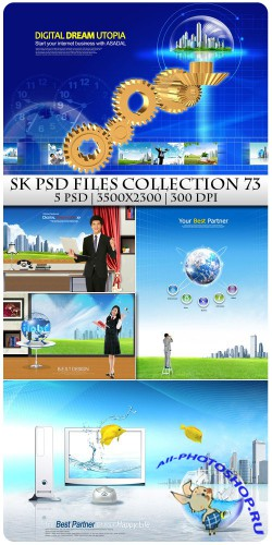 SK PSD files Collection 73