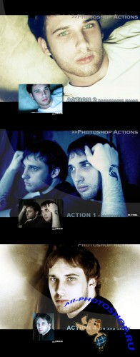 Cool Photoshop Action pack 112