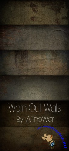 Worn Out Walls