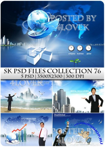 SK PSD files Collection 76