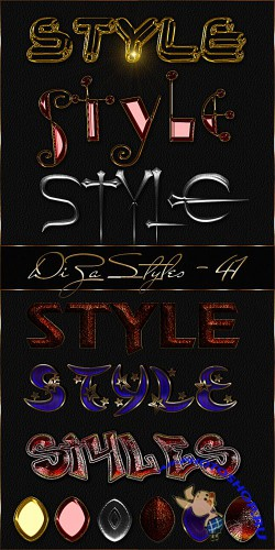Text styles by DiZa - 41
