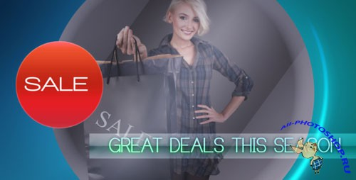 Videohive - Promo Sales - After Effects Project (REUPLOAD)