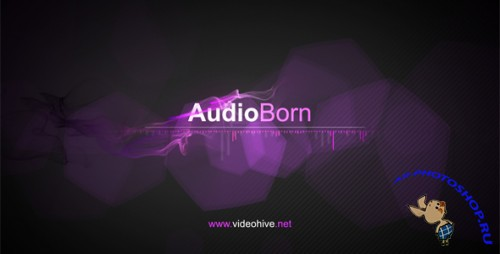After Effects Project - VideoHive AudioBorn
