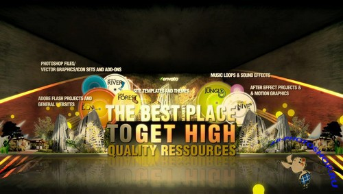 Videohive - AE CS3 - Contest Promo Trailer Project 38321 - Project for After Effects
