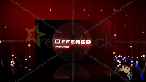 Revostock - RedStar 71938 - Project for After Effects