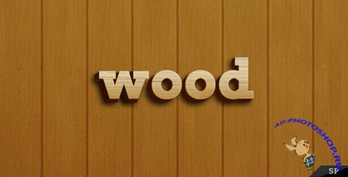 ThemeForest - Wood Coming Soon Template - RIP