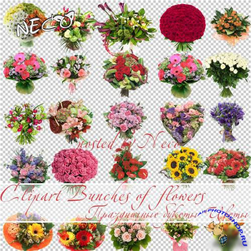 Cliparts - Bouquets, flowers