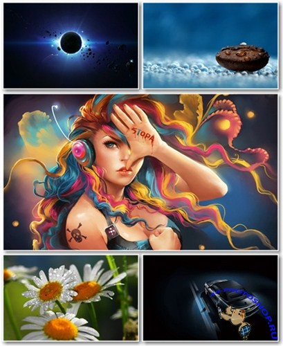 Best HD Wallpapers Pack №489