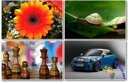 Amazing Wallpapers for desktop - Обои для ПК - Super Pack 473