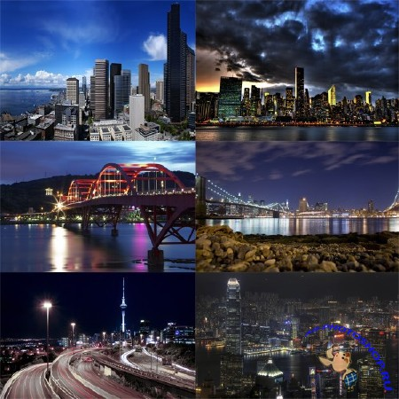 131 Amazing Cityscapes Wallpapers