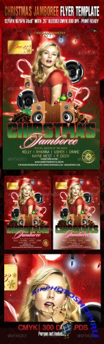 GraphicRiver - The Christmas Jamboree Template (REUPLOAD)