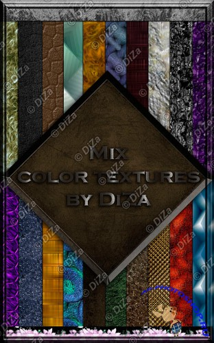 Mix color textures