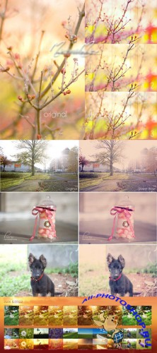 Cool Photoshop Action pack 222