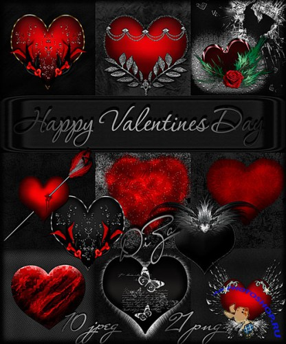 Scrap kit Happy Valentines Day
