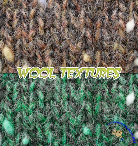 WOOL TEXTURE FOR PHOTOSHOP