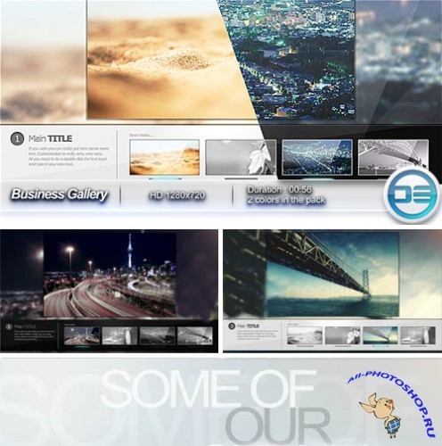 Videohive - Business Gallery 131811 - Project for After Effects