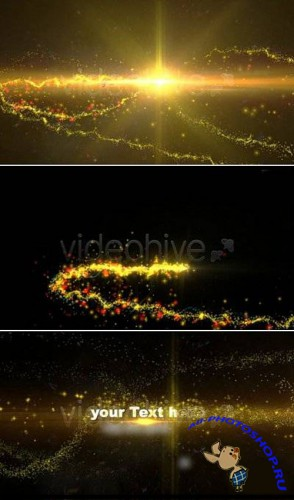 Videohive - Particle Reveal 101148 - Project for After Effects