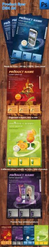 GraphicRiver - Product Flyer DIN A4 254701 (REUPLOAD)