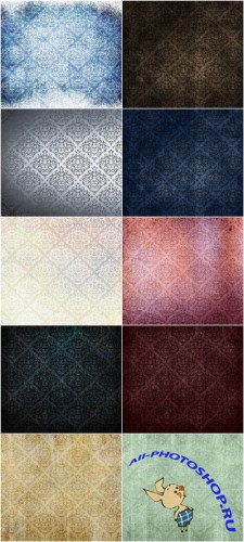 Grunge vintage backgrounds