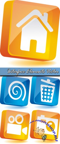 Interface Elements Vector