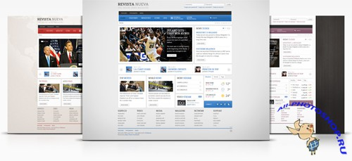 YooTheme - Revista for J 1.5 & J 2.5