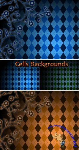 Cells Backgrounds for Photoshop