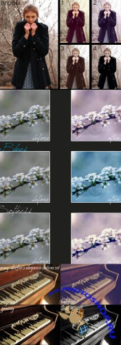 New Photoshop Action 2012 pack 283