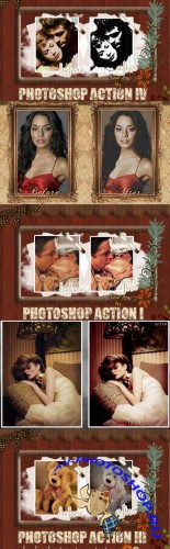 New Photoshop Action 2012 pack 294