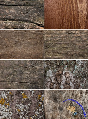 Textures - Aged Wood