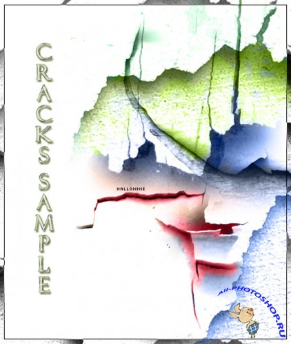 Crack Sample Pack for Photoshop