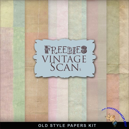 Textures - Old Style Papers