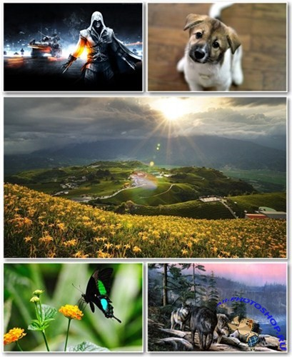 Best HD Wallpapers Pack №548