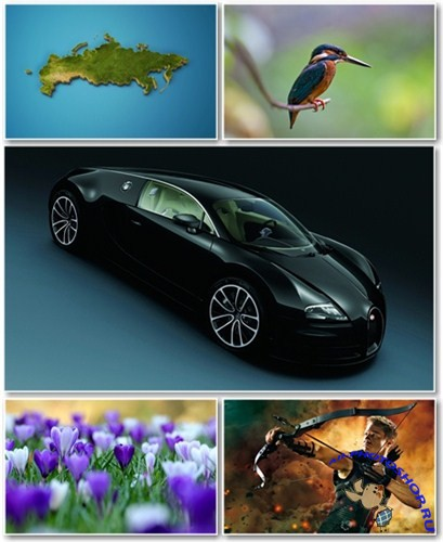 Best HD Wallpapers Pack №552