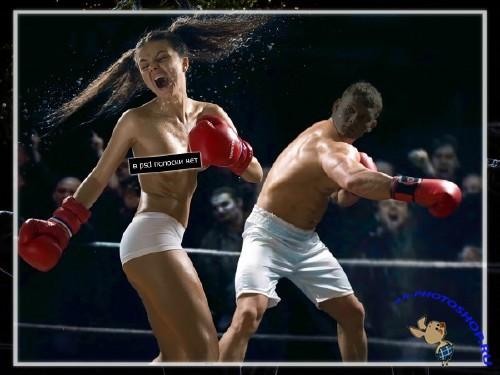 Парень девушка боксер фото фото 54-720