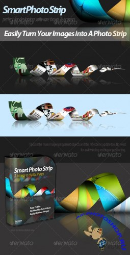 GraphicRiver - Smart Photo Strip 103199