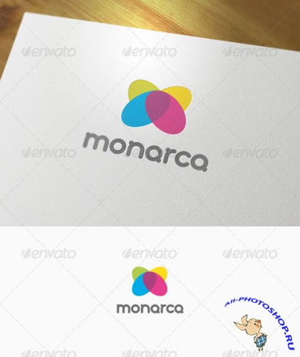 GraphicRiver - Monarca corporate logo design 526346