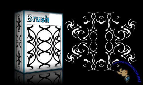 Tattoo Designs Brushes Set for Photoshop
