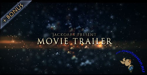 Videohive - Movie Trailer 03 166637 - Project for After Effects