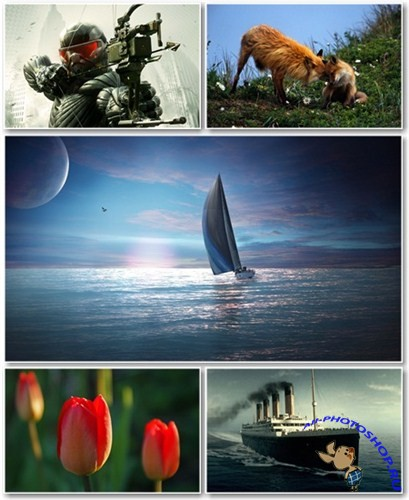Best HD Wallpapers Pack №578