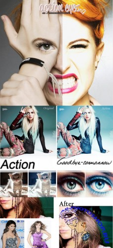 Cool Photoshop Action 2012 pack 422