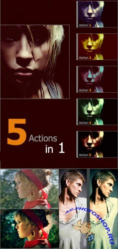 Cool Photoshop Action 2012 pack 441