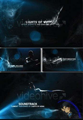 Videohive - Lights of Envato 138814 - Projects for After Effects