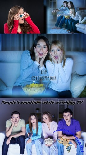 People's emotions while watching TV