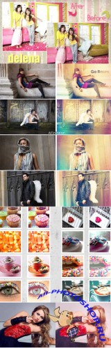 Cool Photoshop Action 2012 pack 466