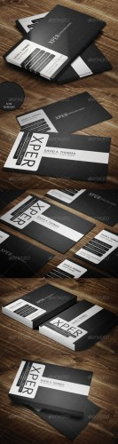 GraphicRiver - Personal Business Card 2229432