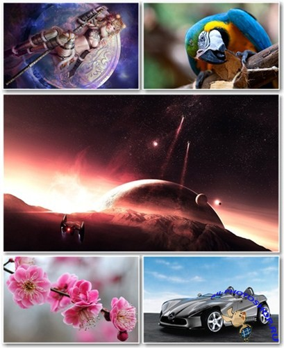 Best HD Wallpapers Pack №580