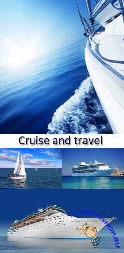 Stock Photo: Cruise and travel