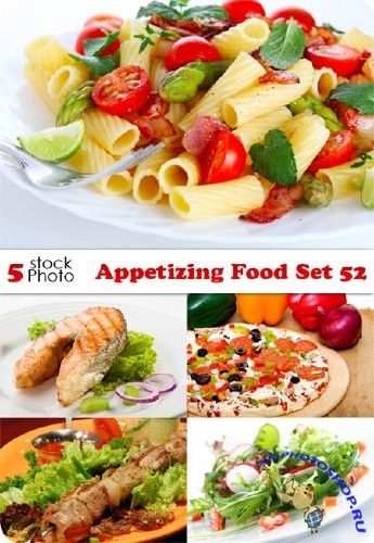 Photos - Appetizing Food Set 52