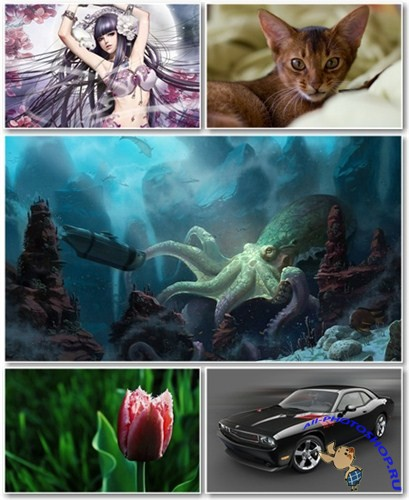 Best HD Wallpapers Pack №591