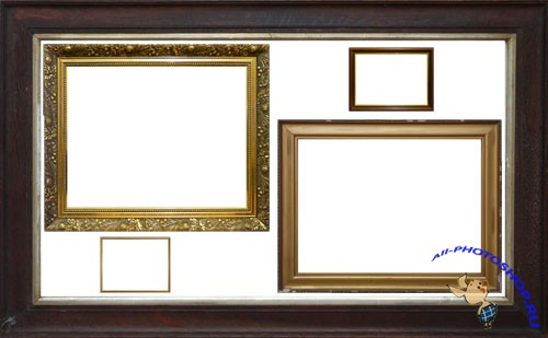 5 Hi-Res Stock Picture Frame Images